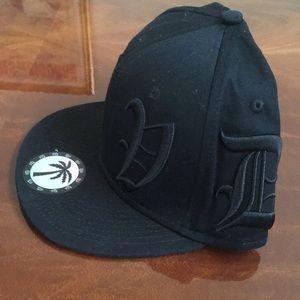 963717fbc05 blvd supply Accessories - Black hat Blvd supply